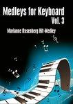 Medleys for Keyboard Vol 3 Marianne Rosenberg Hit-Medley
