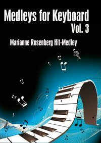 Medleys for Keyboard Vol 3 Marianne Rosenberg Hit-Medley
